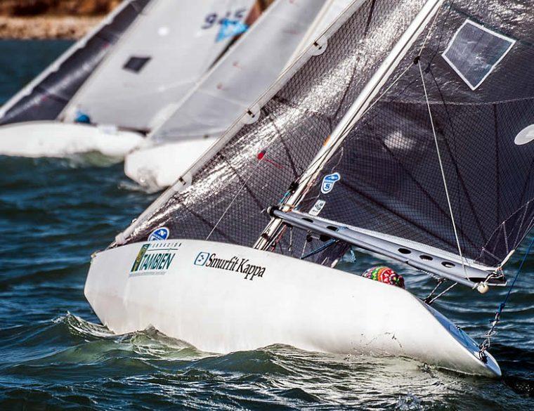 Campeonato de Vela Adaptada de la clase Hansa 303 y 2.4 mR. en Gran Canaria