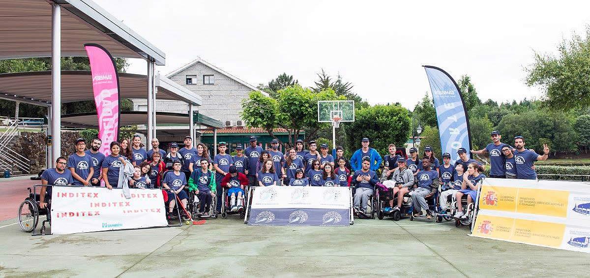 7º Campamento Inclusivo de Vela y Multiactividad de la Fundación También
