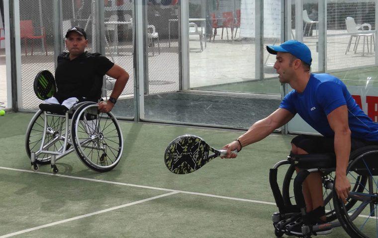X Open Nacional de pádel en silla Trofeo Fundación Konecta – Fundación También Prueba de Copa de España
