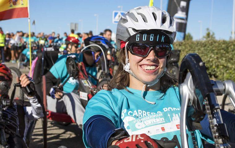 Presentación de la 7ª Carrera Popular Madrid También Solidario