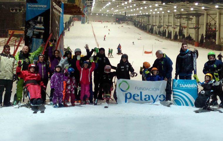 Fundación Pelayo renueva su compromiso con los niños con discapacidad de Fundación También