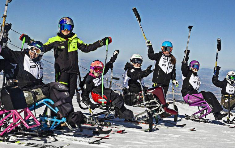 El Equipo Fundación También Competición Esquí & Snowboard Adaptado pone rumbo a Baqueira Beret
