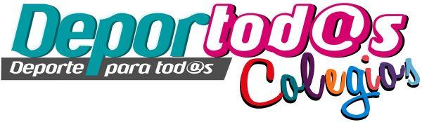 Logotipo del programa Deportod@ Colegios