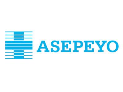 Mutua Asepeyo - Patrocinador de la Fundación También
