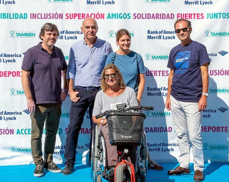 13ª Fiesta de Otoño de la Fundación También en el Parque Juan Carlos I de Madrid