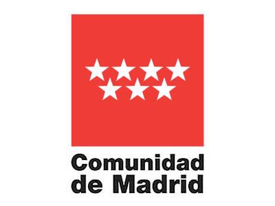 Comunidad de Madrid - Patrocinador de la Fundación También