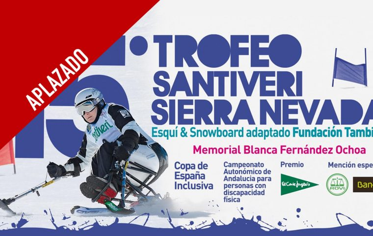Aplazamiento Trofeo Santiveri