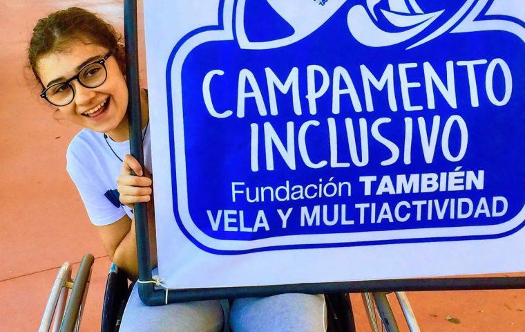 9º Campamento Inclusivo de Fundación También