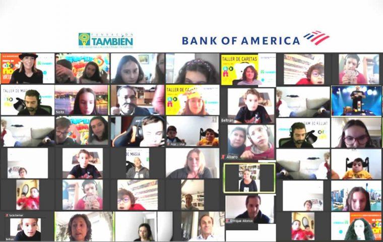 Fiesta de Otoño Bank of America Fundación También 2020