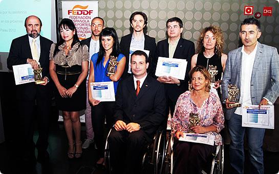 La Fundación También Premio Juan Palau a la mejor entidad.