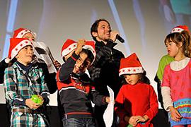 La Gala Benéfica de Navidad puso broche de oro al 2010