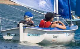 El Equipo de vela de la Fundación estará en las Paraolimpiadas 2012