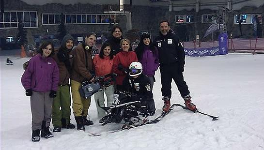 Cursos para todos y competiciones de nuestro Equipo de Esquí marcan el próximo calendario