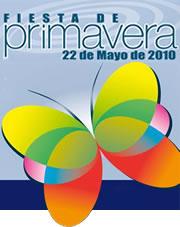 Ven a la Fiesta de Primavera. 22 de mayo de 2010 en el Parque Juan Carlos I de Madrid.